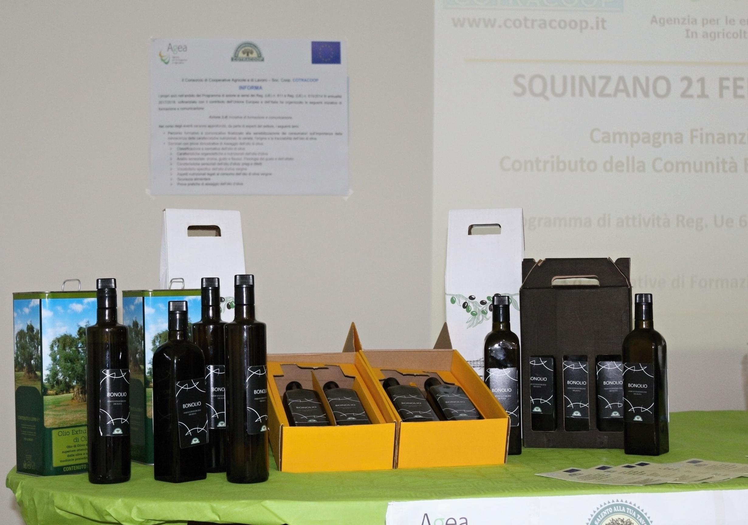 21/02/2018 Evento dimostrativo Soc. Coop. Agr. Squinzanese di Squinzano